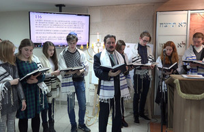 Memorable events dedicated to the International Holocaust Remembrance Day