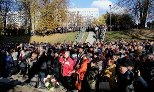 UN RC Opening Remarks - Tragedy of the Minsk Ghett...