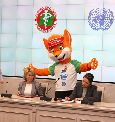 New Edition of HIV/AIDS Information Strategy signed in Belarus...