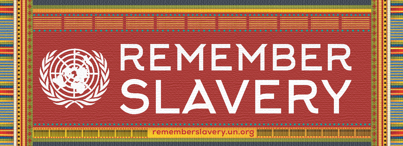 Remember Slavery Sticker Final