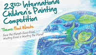 23rd International Children's Painting Competition