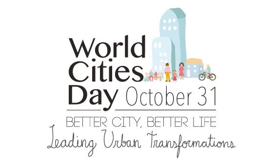 World Cities Day, October 31