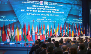 High-level Conference on Countering Terrorism and.